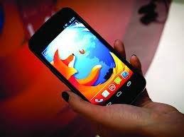 ZTE Smartphone powered by firefox3