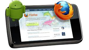ZTE Smartphone powered by firefox4